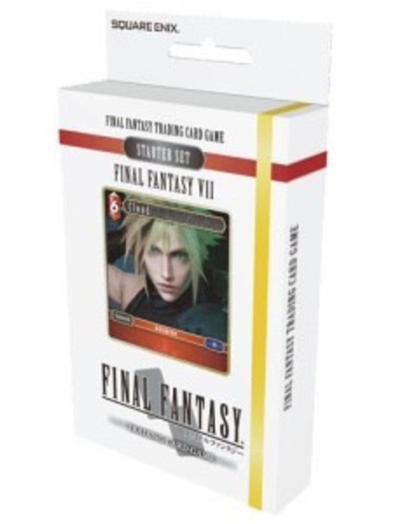 FF - Starter Deck Final Fantasy TCG: Final Fantasy 7 - Starter Set - EN