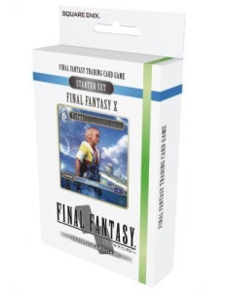 FF - Starter Deck Final Fantasy TCG: Final Fantasy 10 - Starter Set - EN