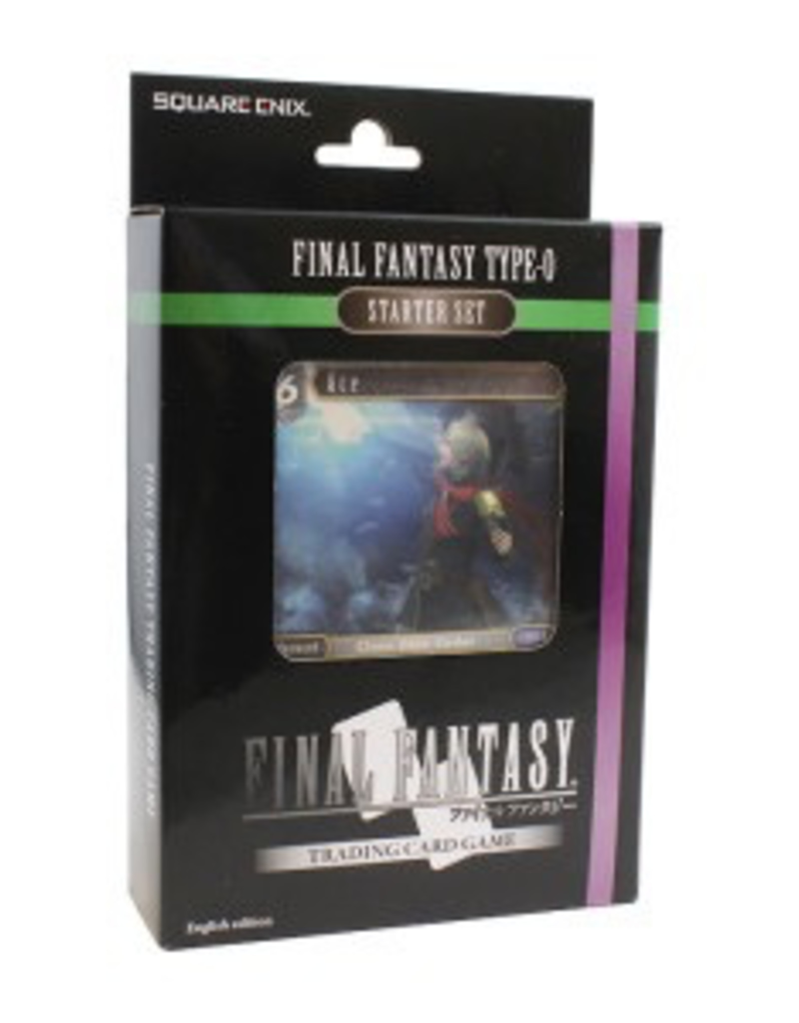 FF - Starter Deck Final Fantasy TCG: Final Fantasy Type-0 - Starter Set  - EN
