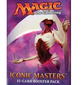 MTG - Iconic Masters MTG - Iconic Masters 2017 - Booster - EN