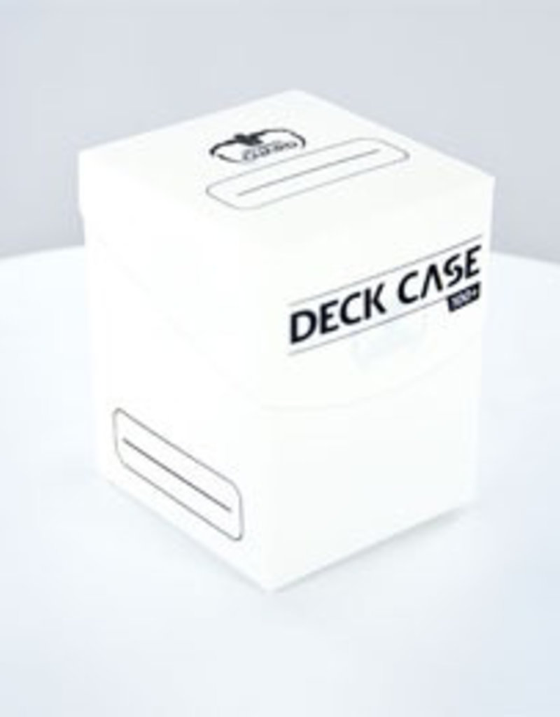 UG - Deckboxen Ultimate Guard Deck Case 100+ Standardgröße Weiß