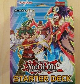 YGO - Starter Deck Yuma Yu-Gi-Oh! - Starter Deck 2016 - Deck (10 Decks) - DE