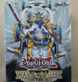 YGO - Structure Deck YGO - Structure Deck - Wave of Light - DE