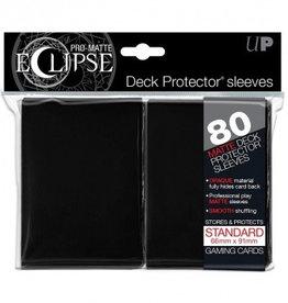 UP - Standard Sleeves UP - Standard Sleeves - Eclipse - Black (80 Sleeves)