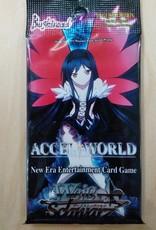 WS - Accel World Weiß Schwarz - Booster: Accel World - EN