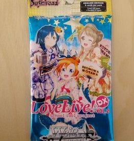WS - LoveLive! DX Weiß Schwarz - Booster: Love Live! DX Vol.2 - EN