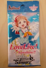 WS - Love Live! Sunshine!! Weiß Schwarz - Booster: Love Live! Sunshine!! - EN