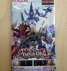 YGO - Pendulum Evolution YGO - Pendulum Evolution - Booster - DE