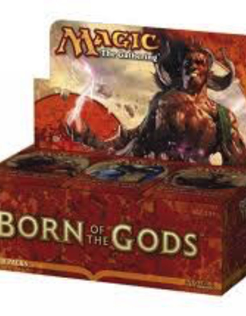 MTG - Born of the Gods Born of the Gods Booster Display EN