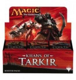MTG - Khans of Tarkir Khans of Tarkir Booster Display EN