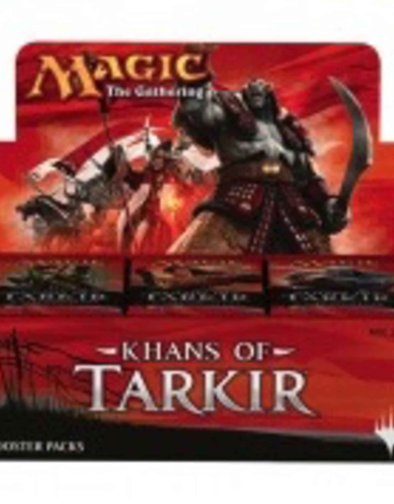 MTG - Khans of Tarkir Khans of Tarkir Booster Display DE