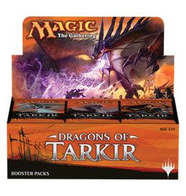 MTG - Dragons of Tarkir Dragons of Tarkir Booster Display EN