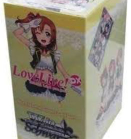 WS - LoveLive! DX Love Live! DX Booster Display EN