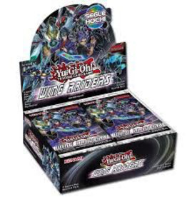 YGO - Wing Riders Wing Raiders Booster Display DE