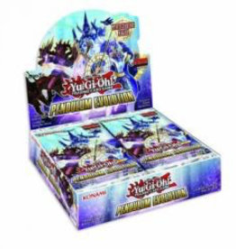YGO - Pendulum Evolution YGO - Pendulum Evolution - Booster Display (24 Packs) - DE