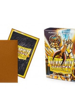 DS - Small Sleeves Dragon Shield Small Sleeves - Japanese Matte Gold (60 Sleeves)