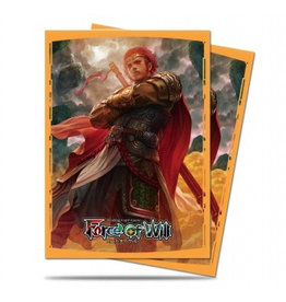 UP - Standard Sleeves UP - Deck Protector Sleeves - Force of Will - L1: Sun Wukong (65 Sleeves)