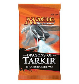 MTG - Dragons of Tarkir Drachen von Tarkir Booster DE