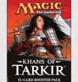 MTG - Khans of Tarkir Khans of Tarkir Booster EN