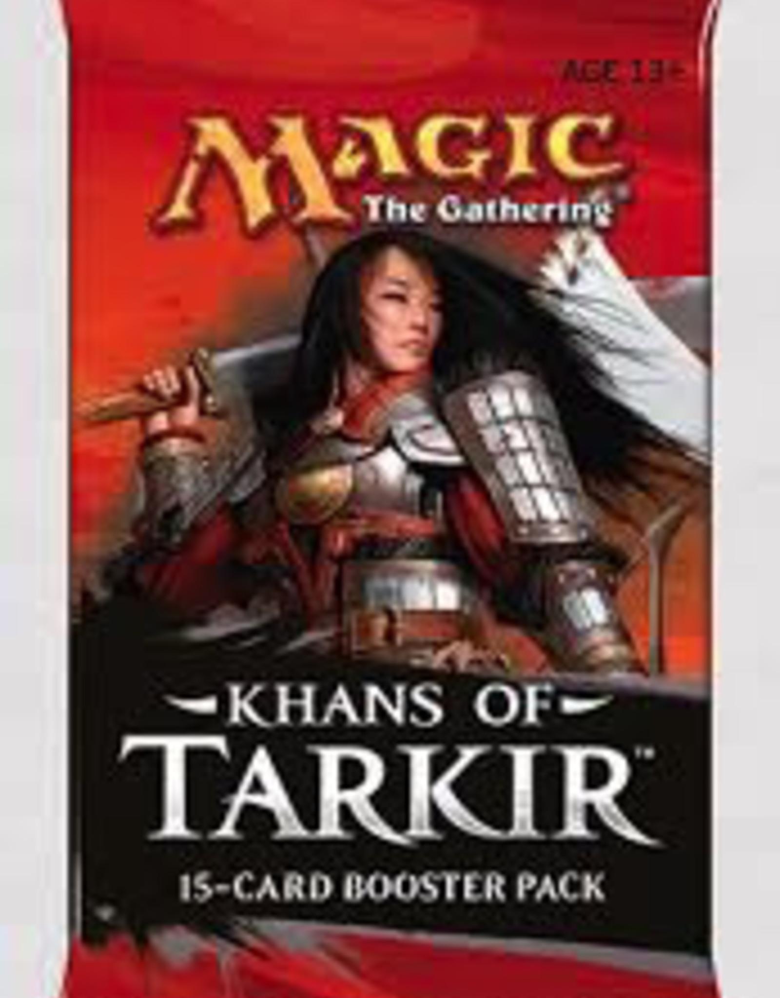 MTG - Khans of Tarkir Khane von Tarkir Booster DE