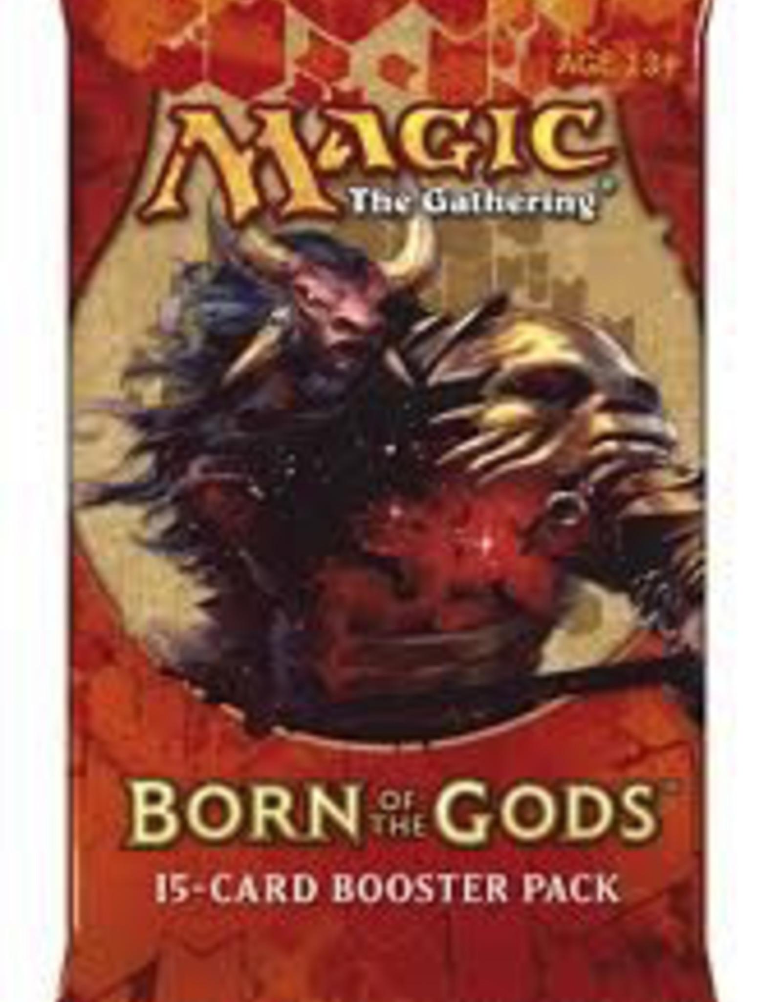 MTG - Born of the Gods Born of the Gods Booster EN