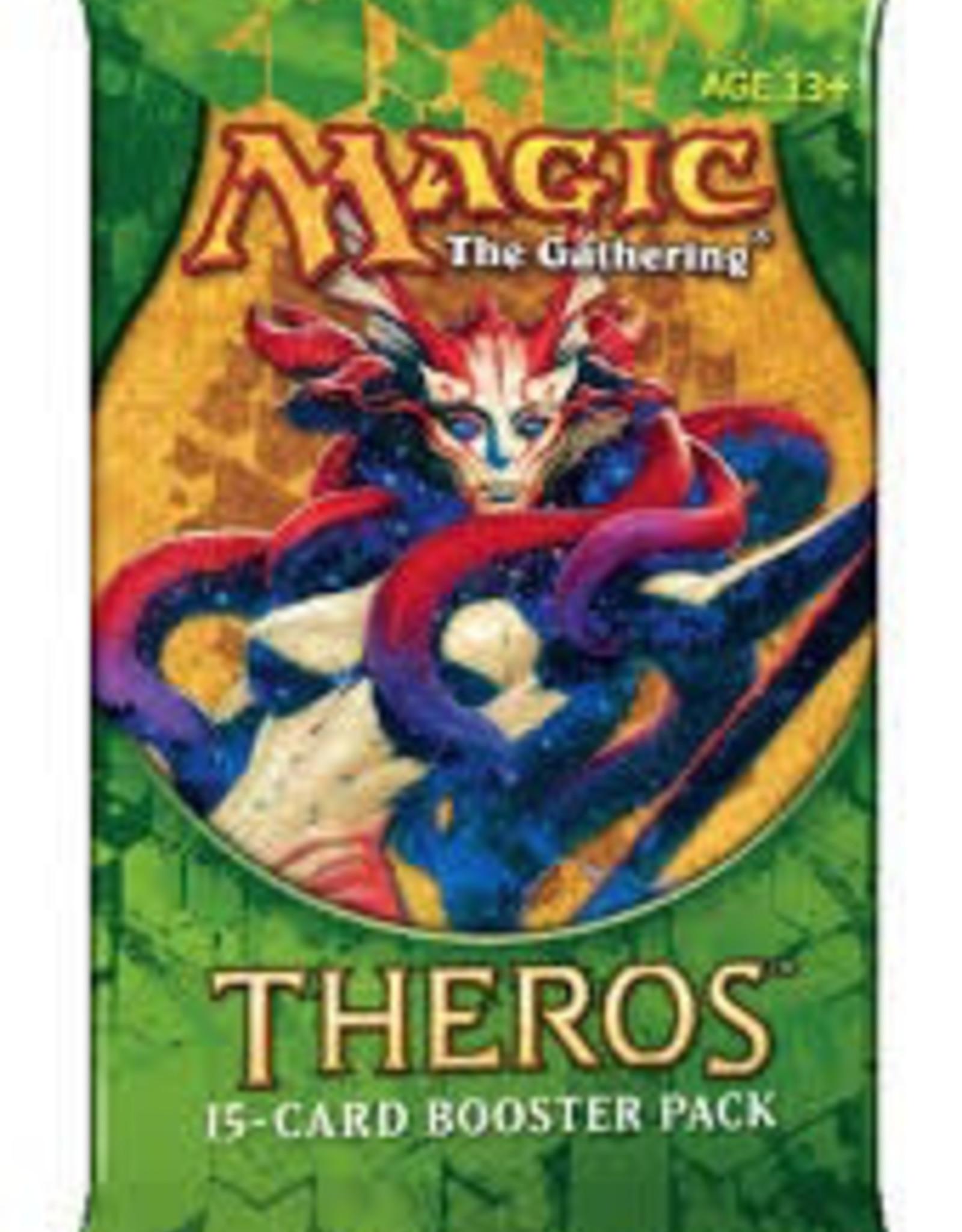 MTG - Theros Theros Booster EN