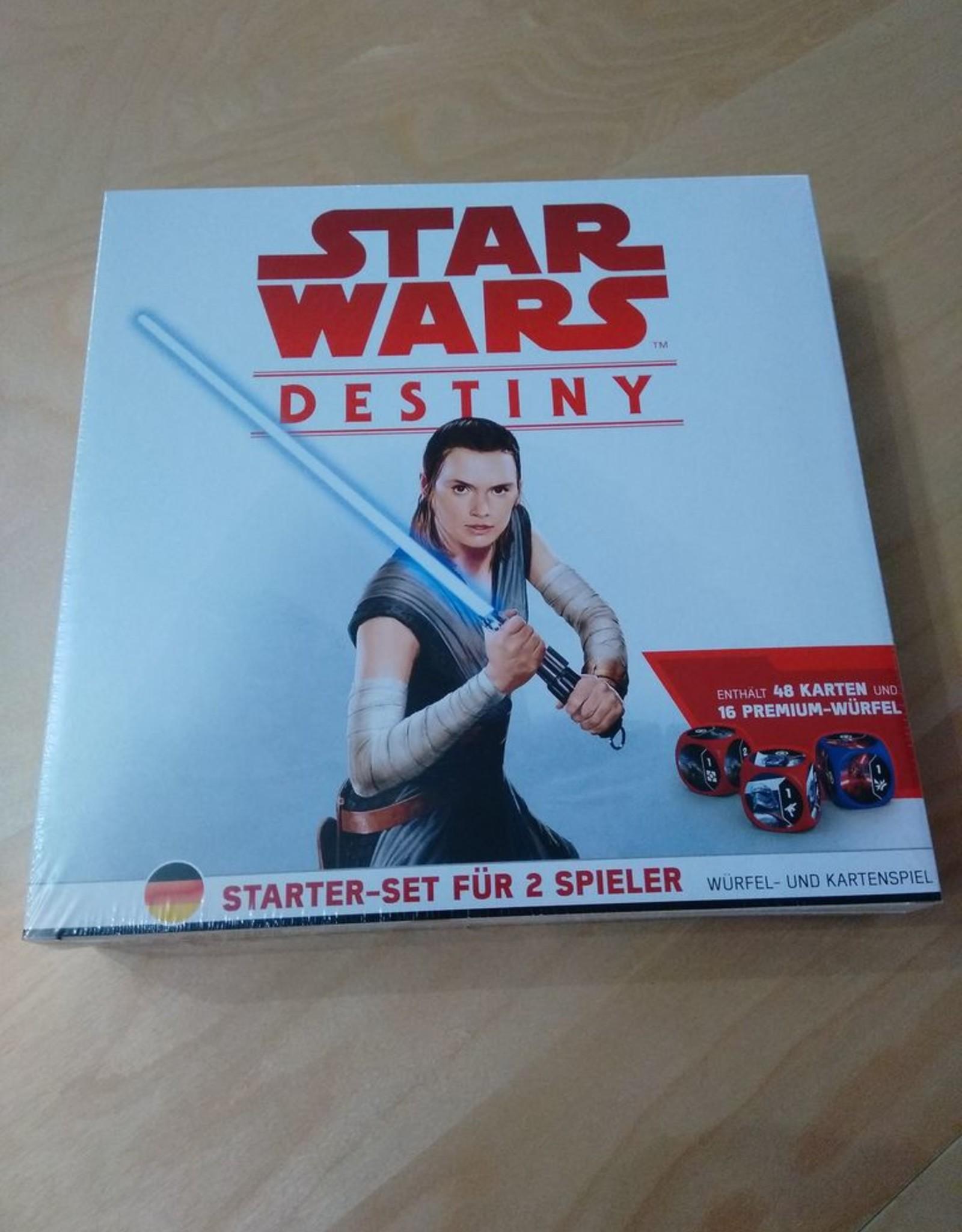 FFG - Star Wars Destiny FFG - Star Wars Destiny Starter-Set für 2 Personen - DE