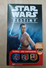 FFG - Star Wars Destiny FFG - Star Wars: Destiny - Rey Starter-Set - DE