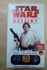 FFG - Star Wars Destiny FFG - Star Wars: Destiny - Luke Skywalker Starter-Set - DE