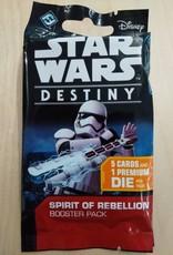 FFG - Star Wars Destiny FFG - Star Wars: Destiny TCDG - Spirit of Rebellion Booster - EN