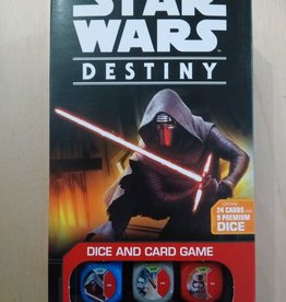 FFG - Star Wars Destiny FFG - Star Wars: Destiny - Kylo Ren Starter Pack - EN