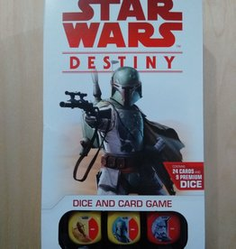 FFG - Star Wars Destiny FFG - Star Wars: Destiny - Boba Fett Starter Set - EN