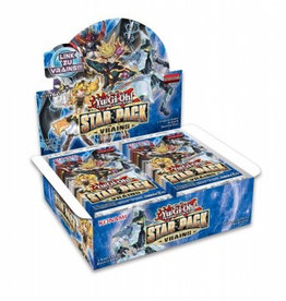 YGO - Star Pack YGO - Star Pack Vrains - Booster Display (50 Packs) - DE