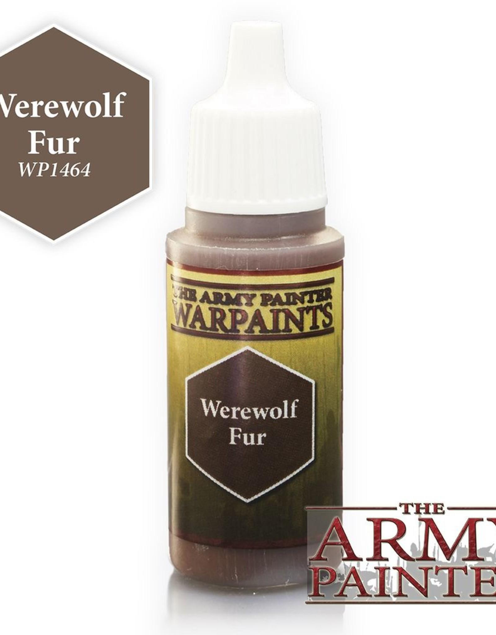 AP - Malen & Basteln Werewolf Fur
