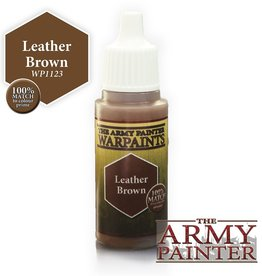 AP - Malen & Basteln Leather Brown