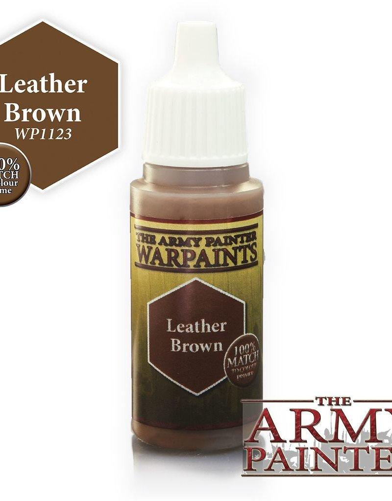 AP - Malen & Basteln Leather Brown