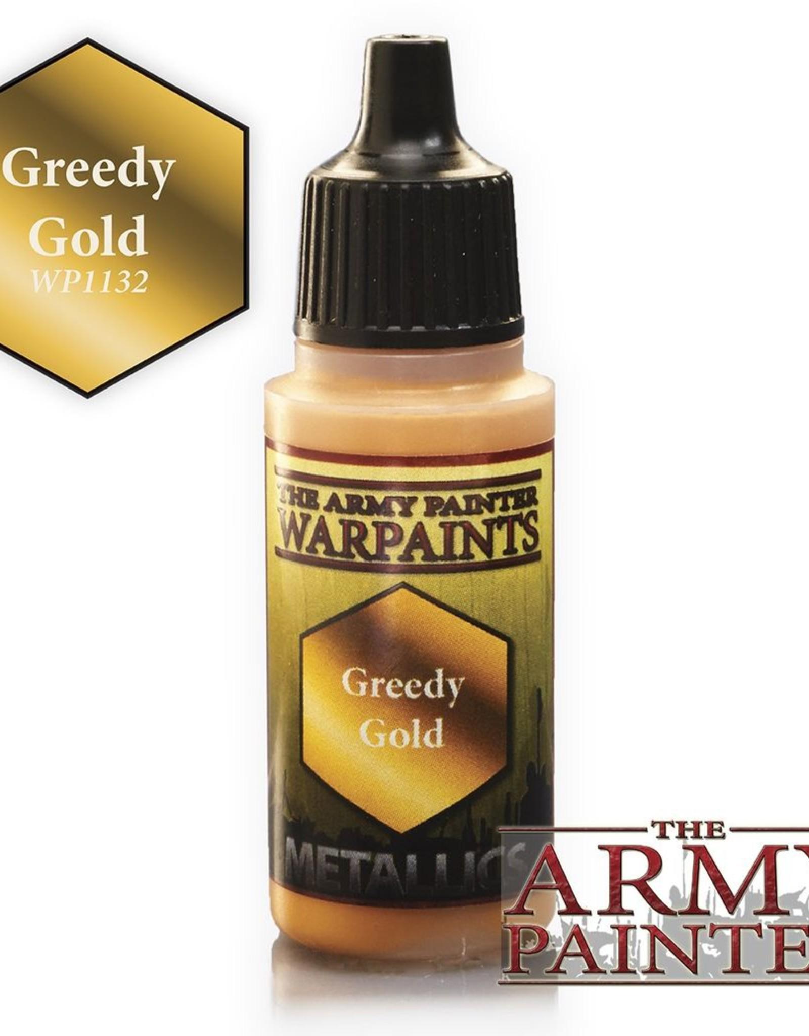 AP - Malen & Basteln Greedy Gold
