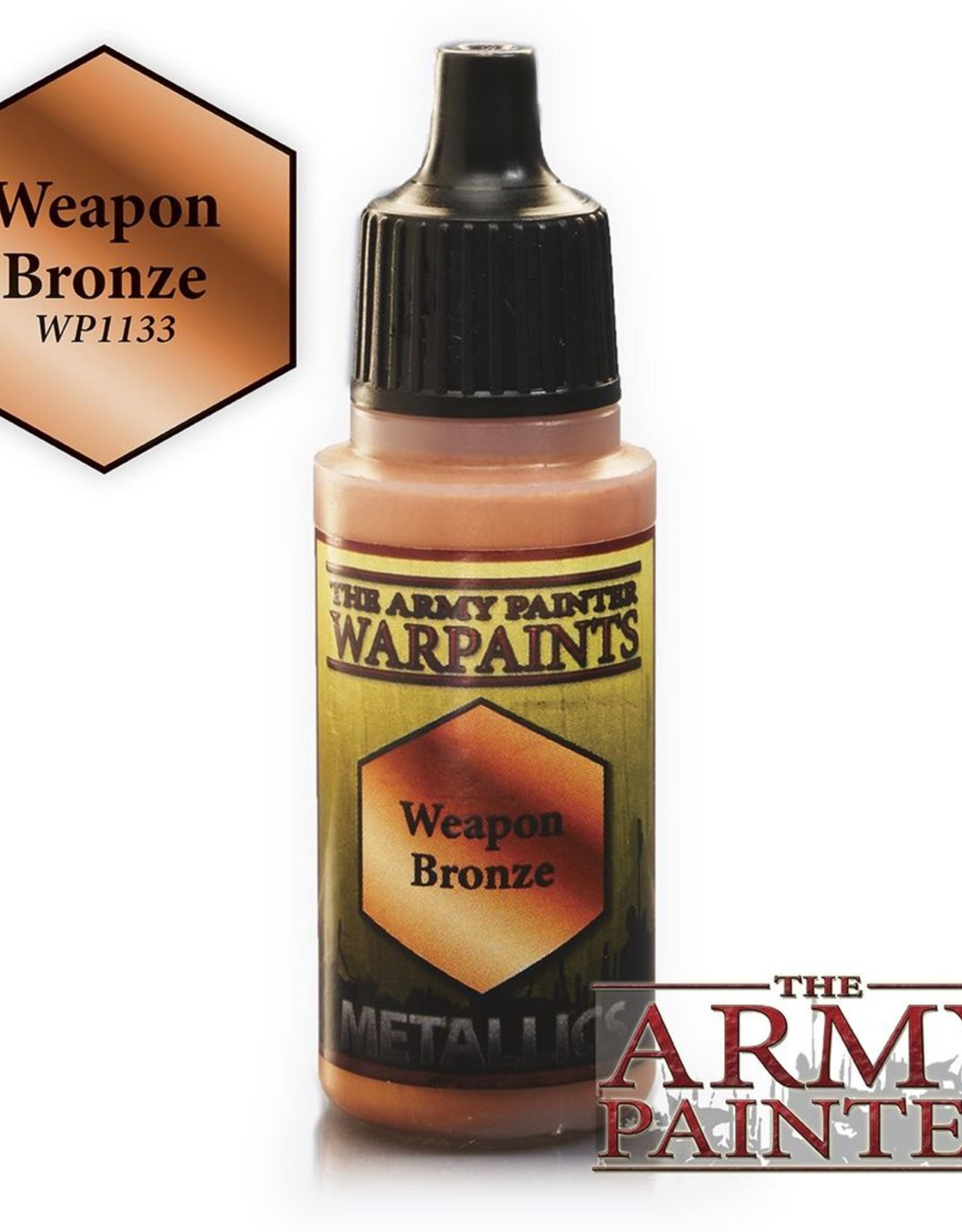 AP - Malen & Basteln Weapon Bronze
