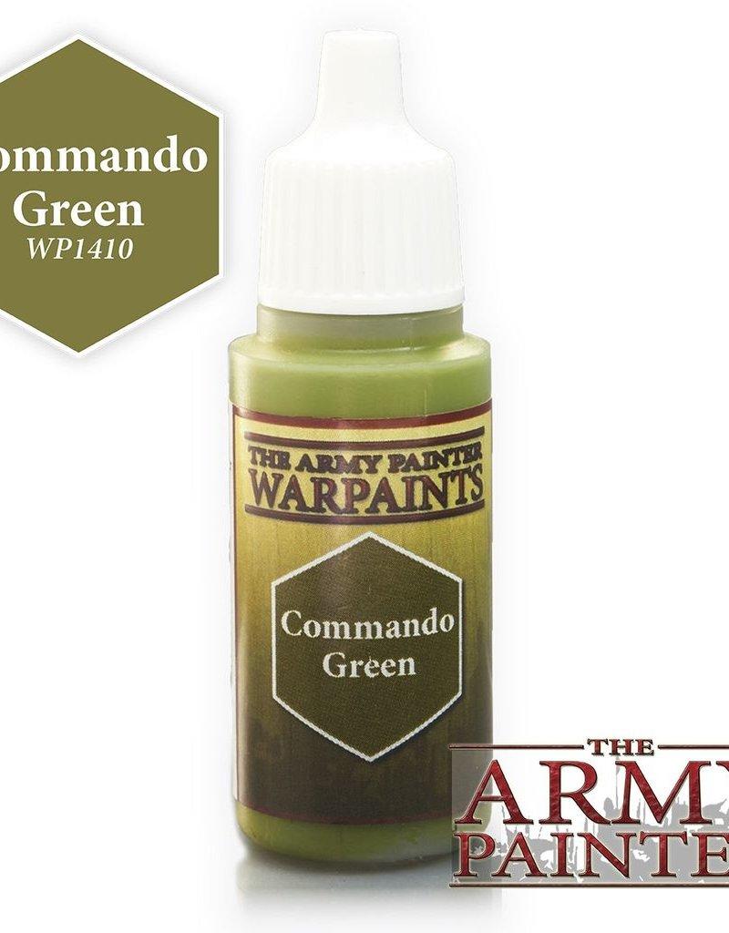 AP - Malen & Basteln Commando Green