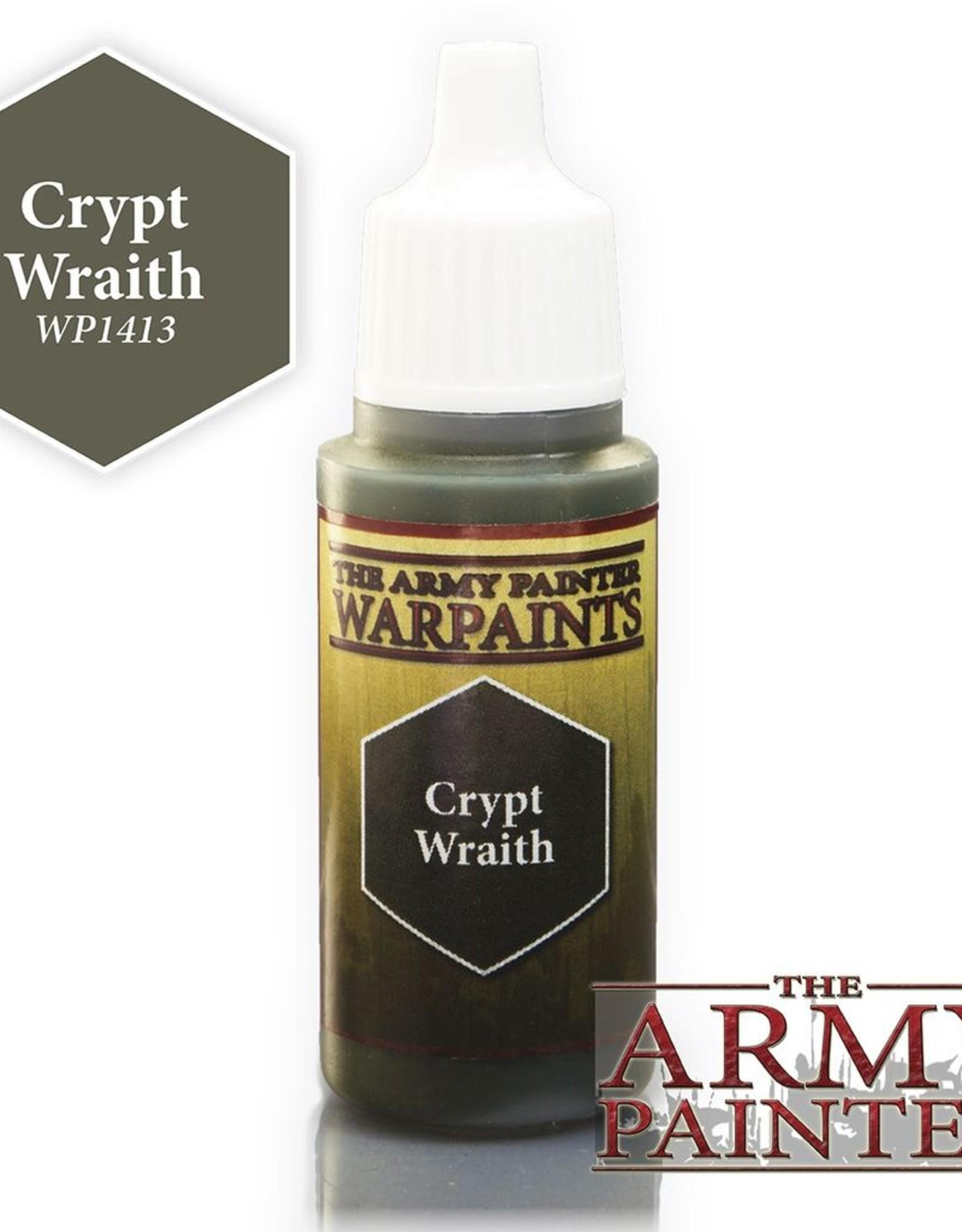 AP - Malen & Basteln Crypt Wraith