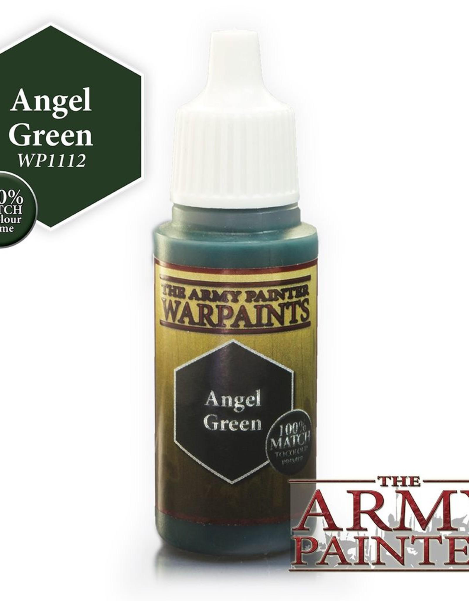 AP - Malen & Basteln Angel Green