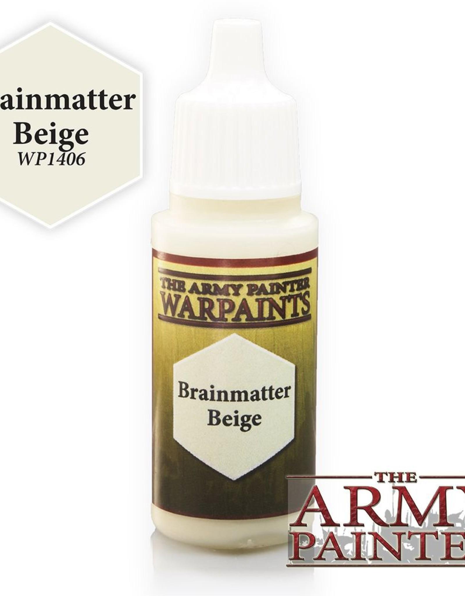 AP - Malen & Basteln Brainmatter Beige