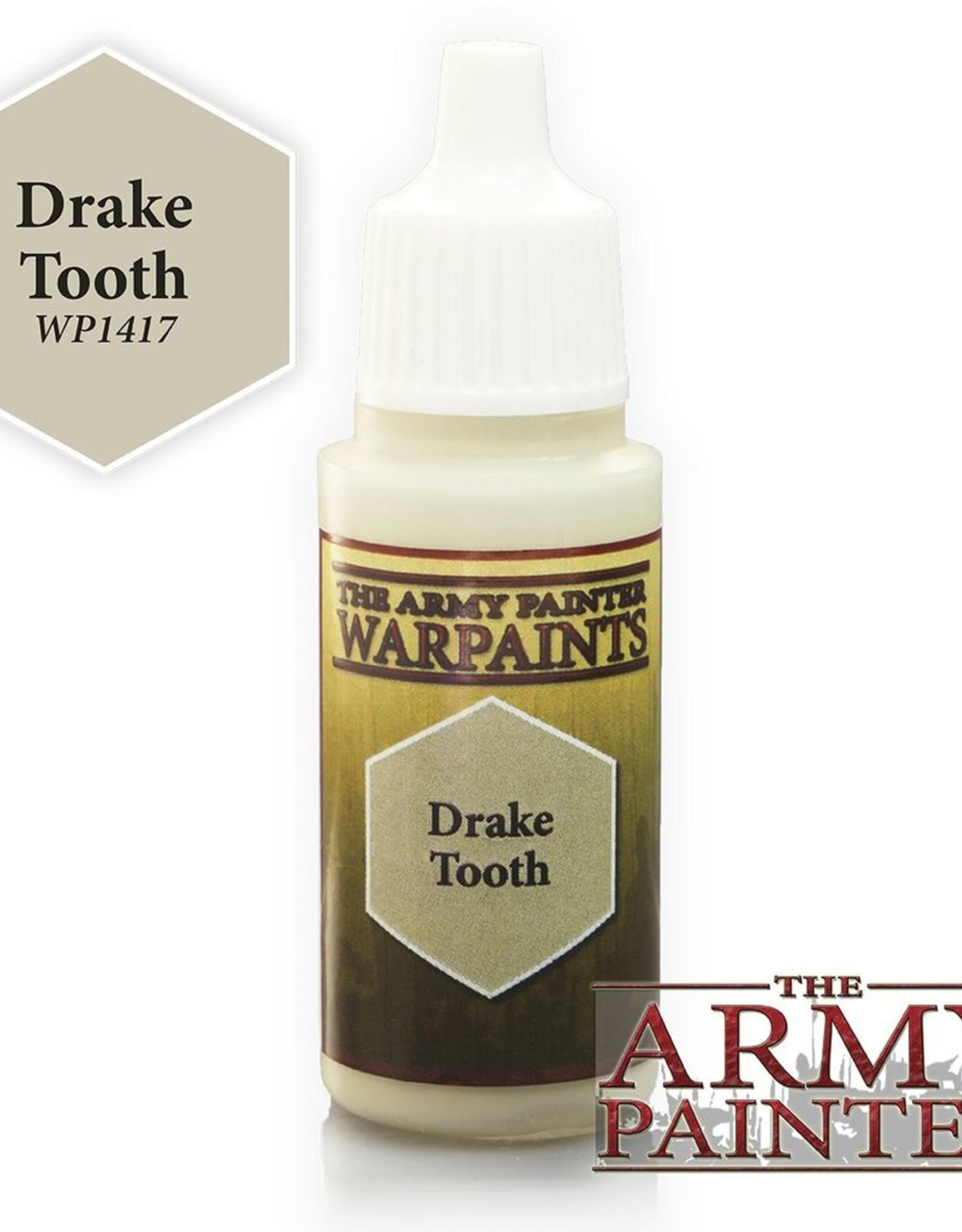 AP - Malen & Basteln Drake Tooth
