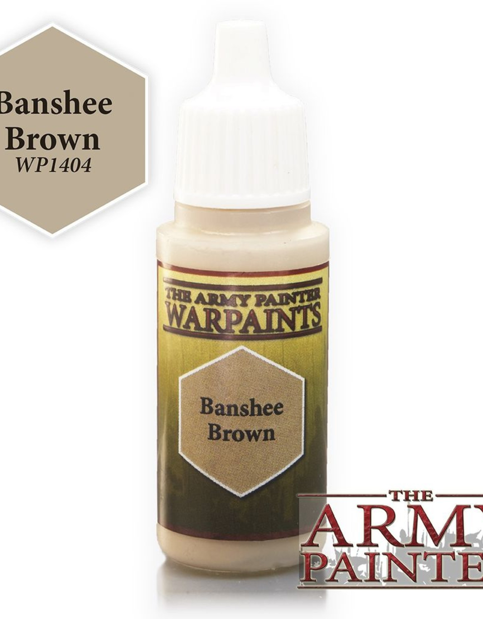 AP - Malen & Basteln Banshee Brown