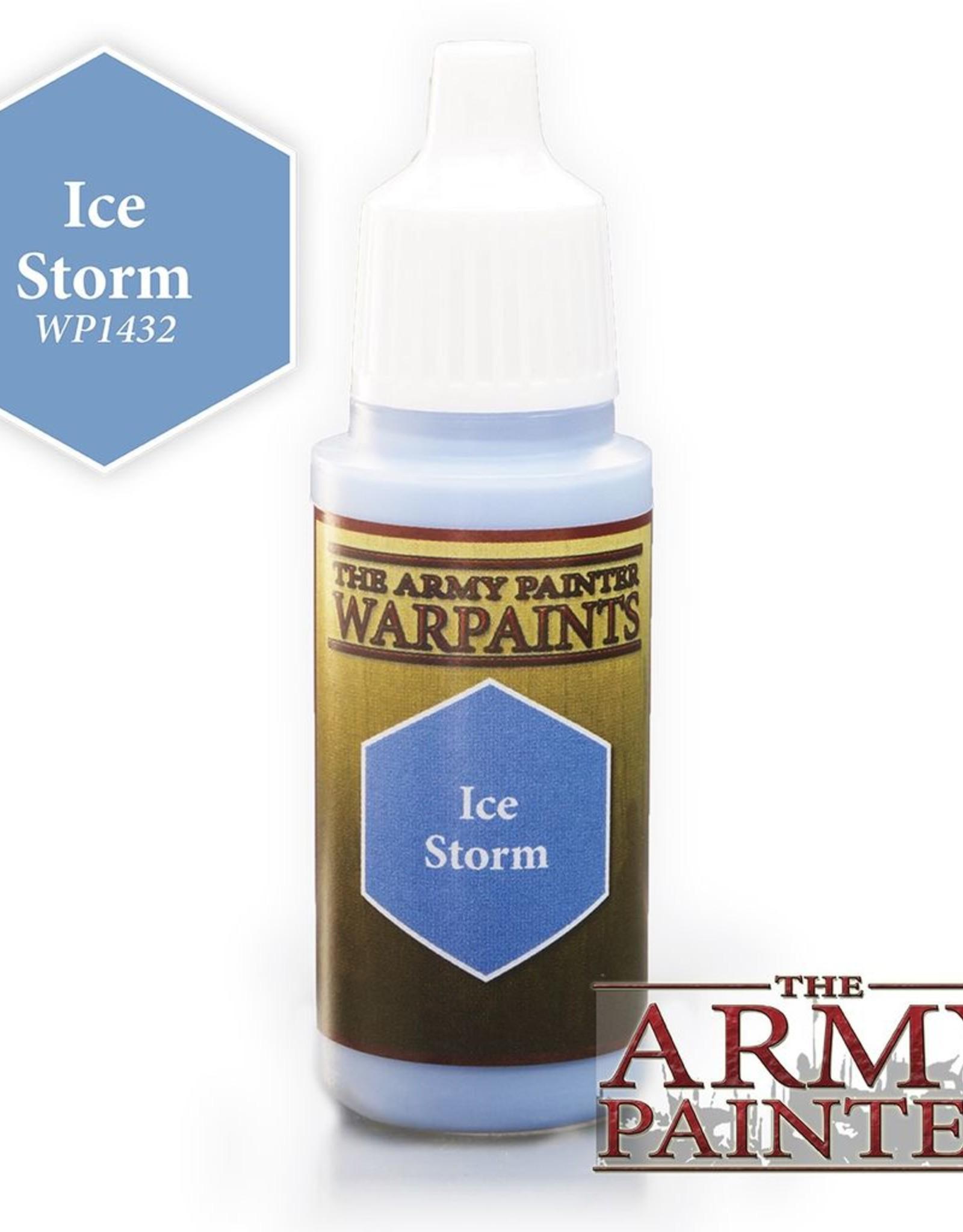 AP - Malen & Basteln Ice Storm