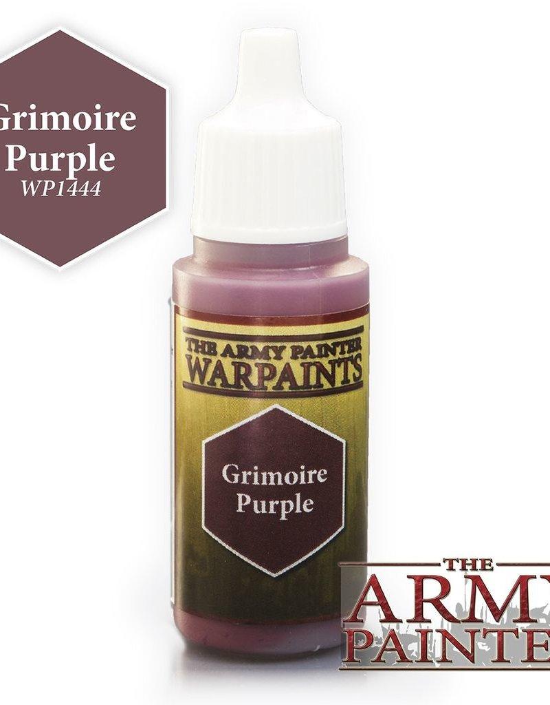 AP - Malen & Basteln Grimoire Purple