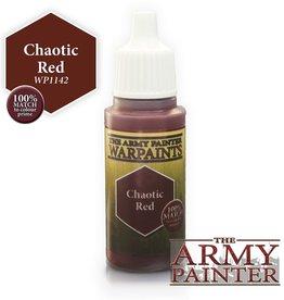 AP - Malen & Basteln Chaotic Red