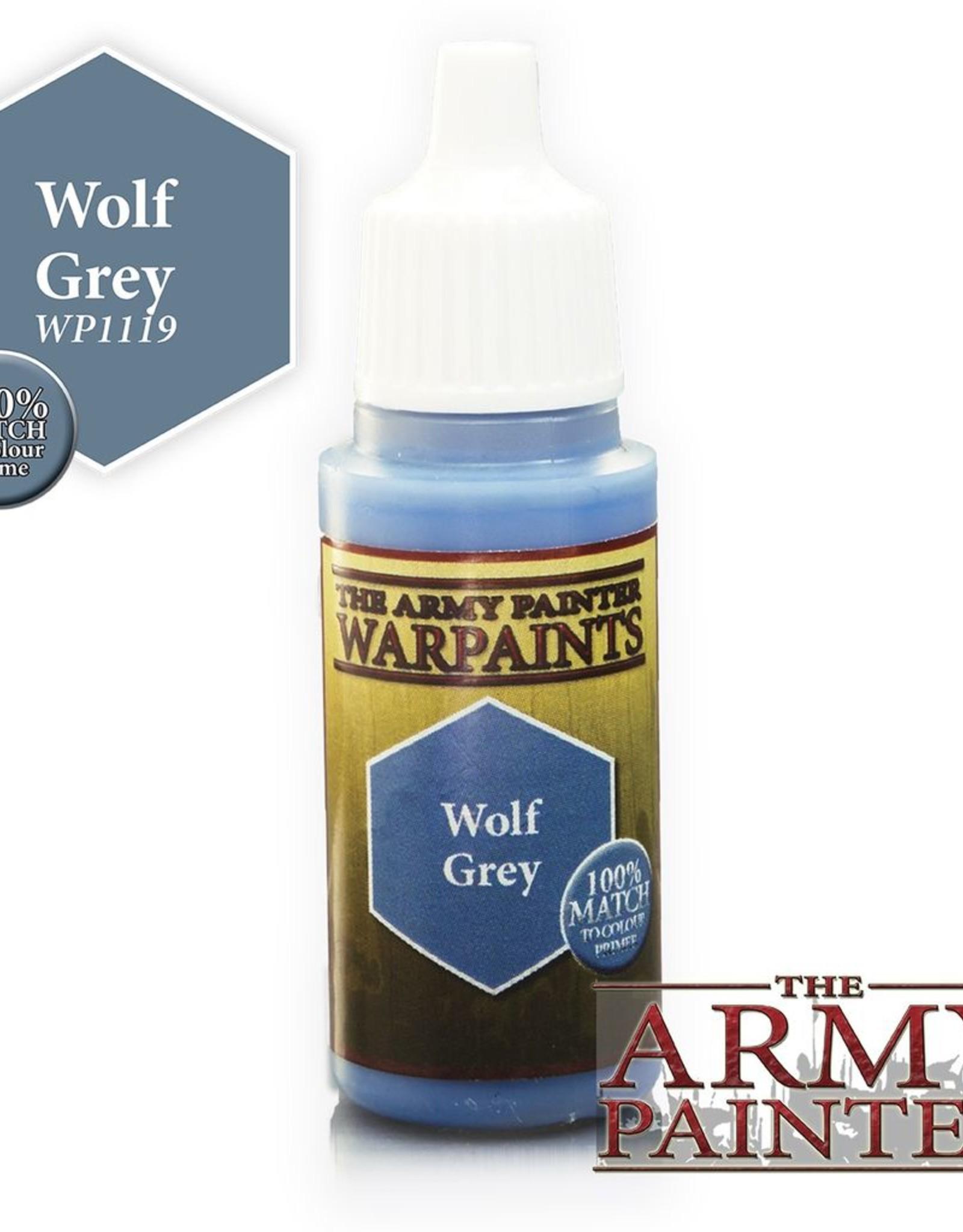 AP - Malen & Basteln Wolf Grey