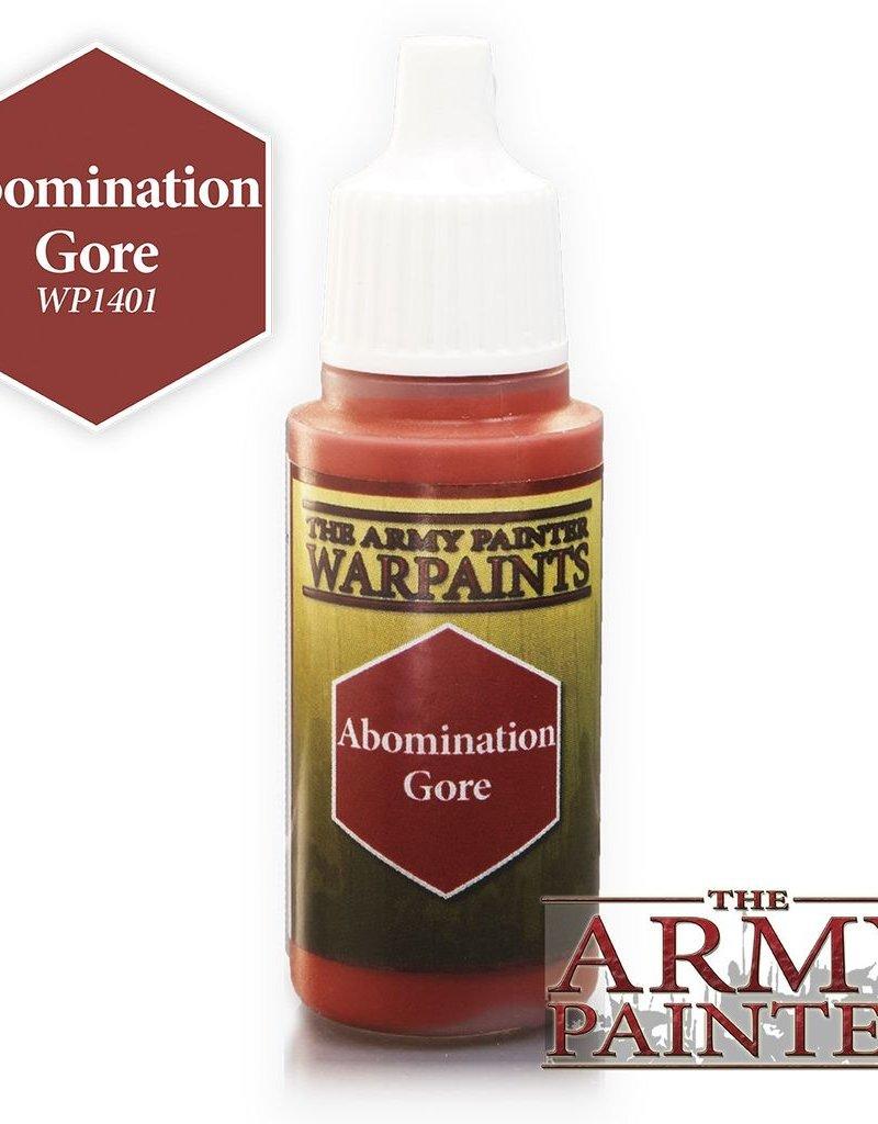 AP - Malen & Basteln Abomination Gore
