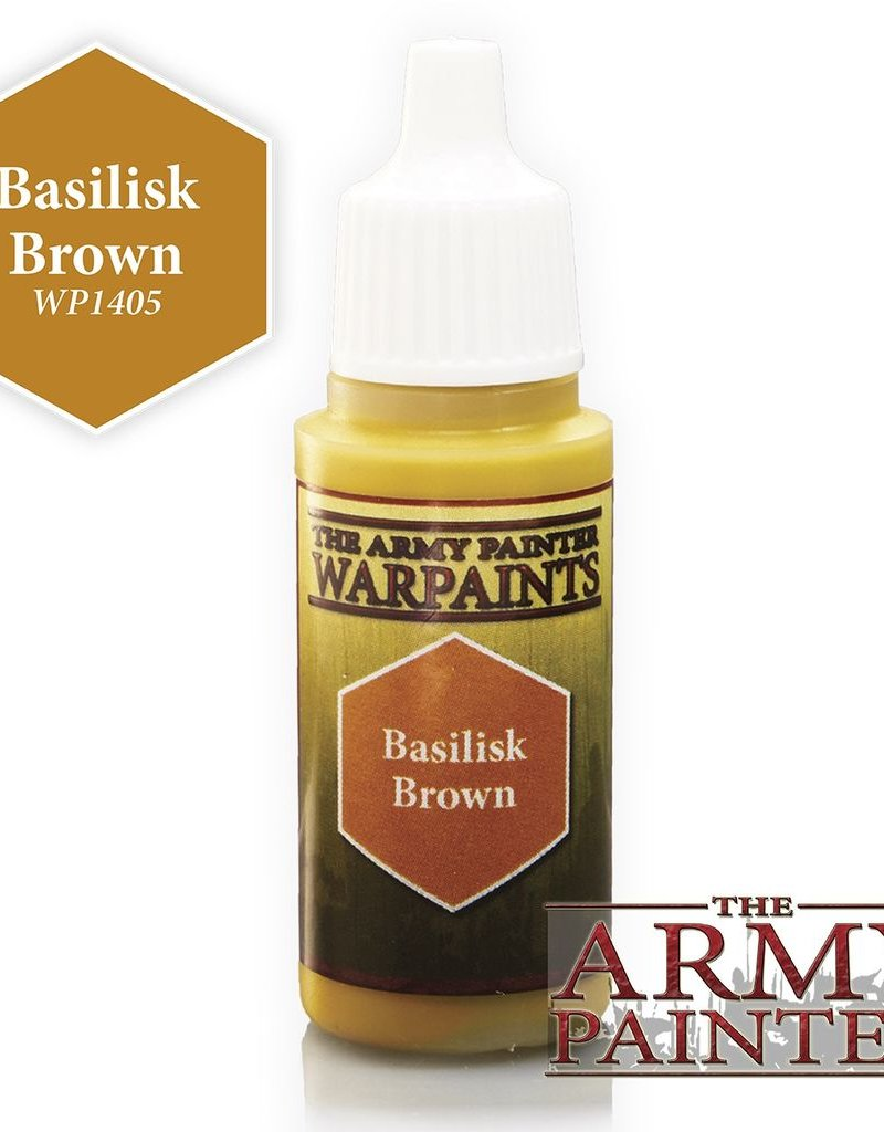 AP - Malen & Basteln Basilisk Brown